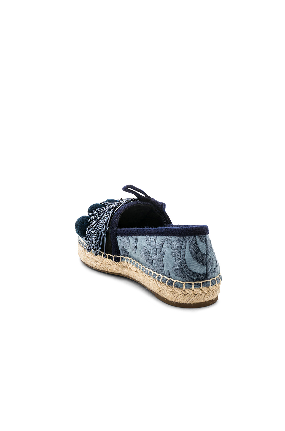 Marc Jacobs Sienna Espadrille in Blue