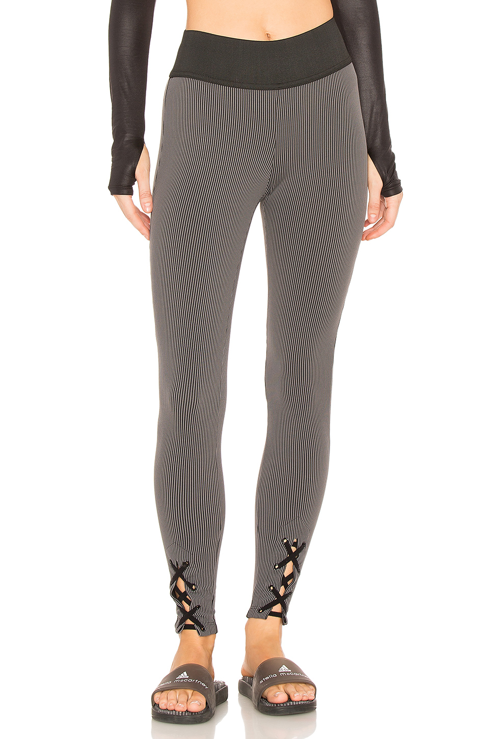 KORAL Session Legging in Steel