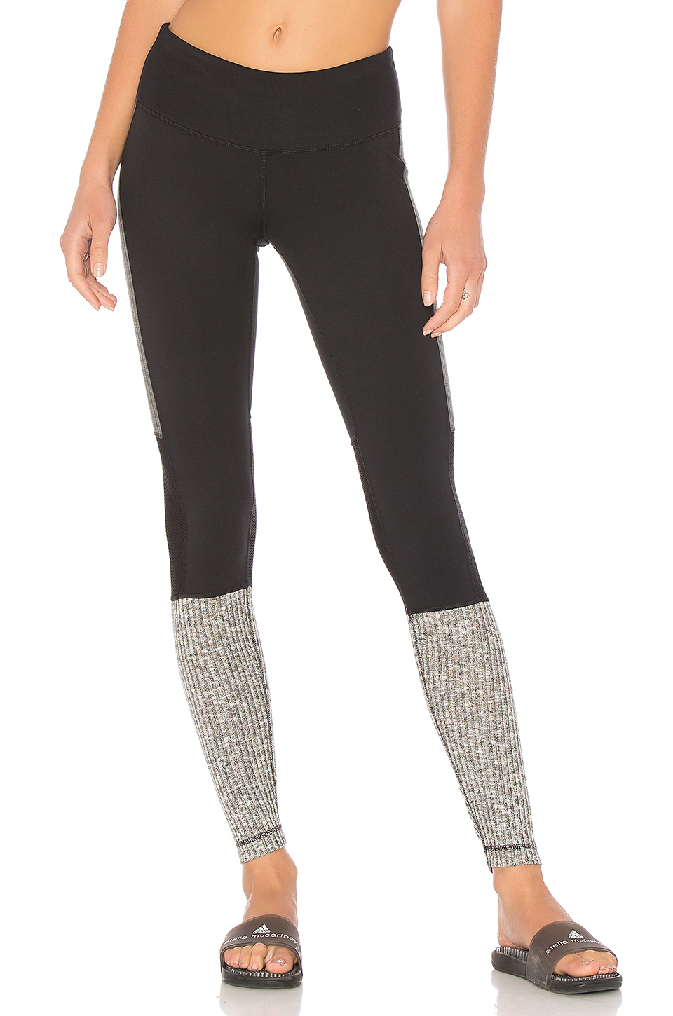 lukka lux Bring It Back Legging in Black Onyx