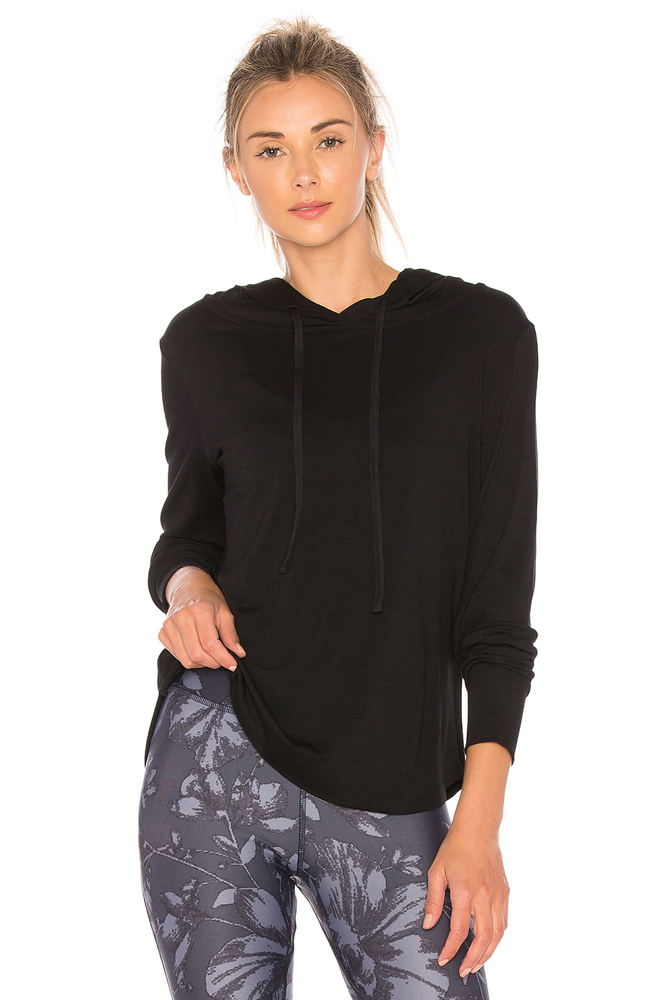 Maaji Waves Hoodie in Black