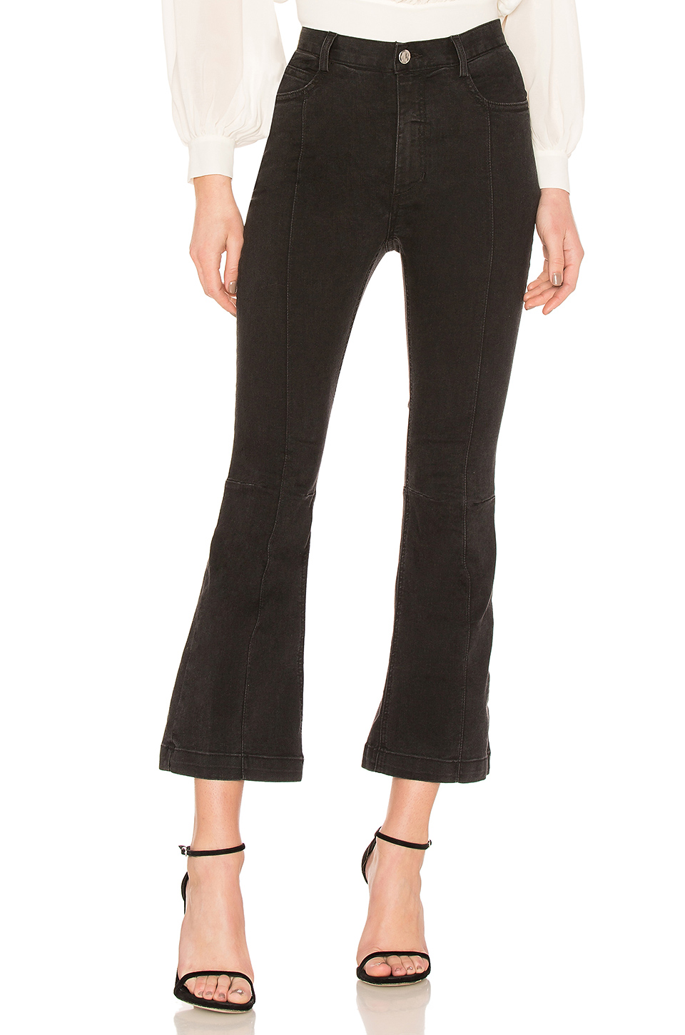 Rachel Comey Jones Pant in Black