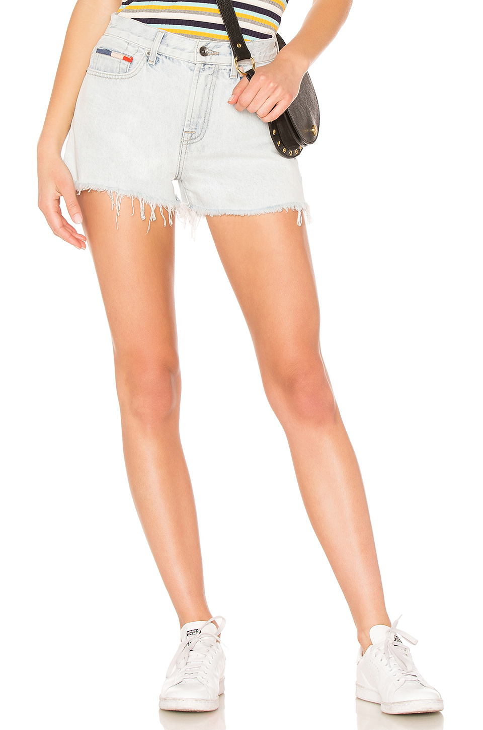 Splendid x MARGHERITA MISSONI Amore Jean Short in Capri