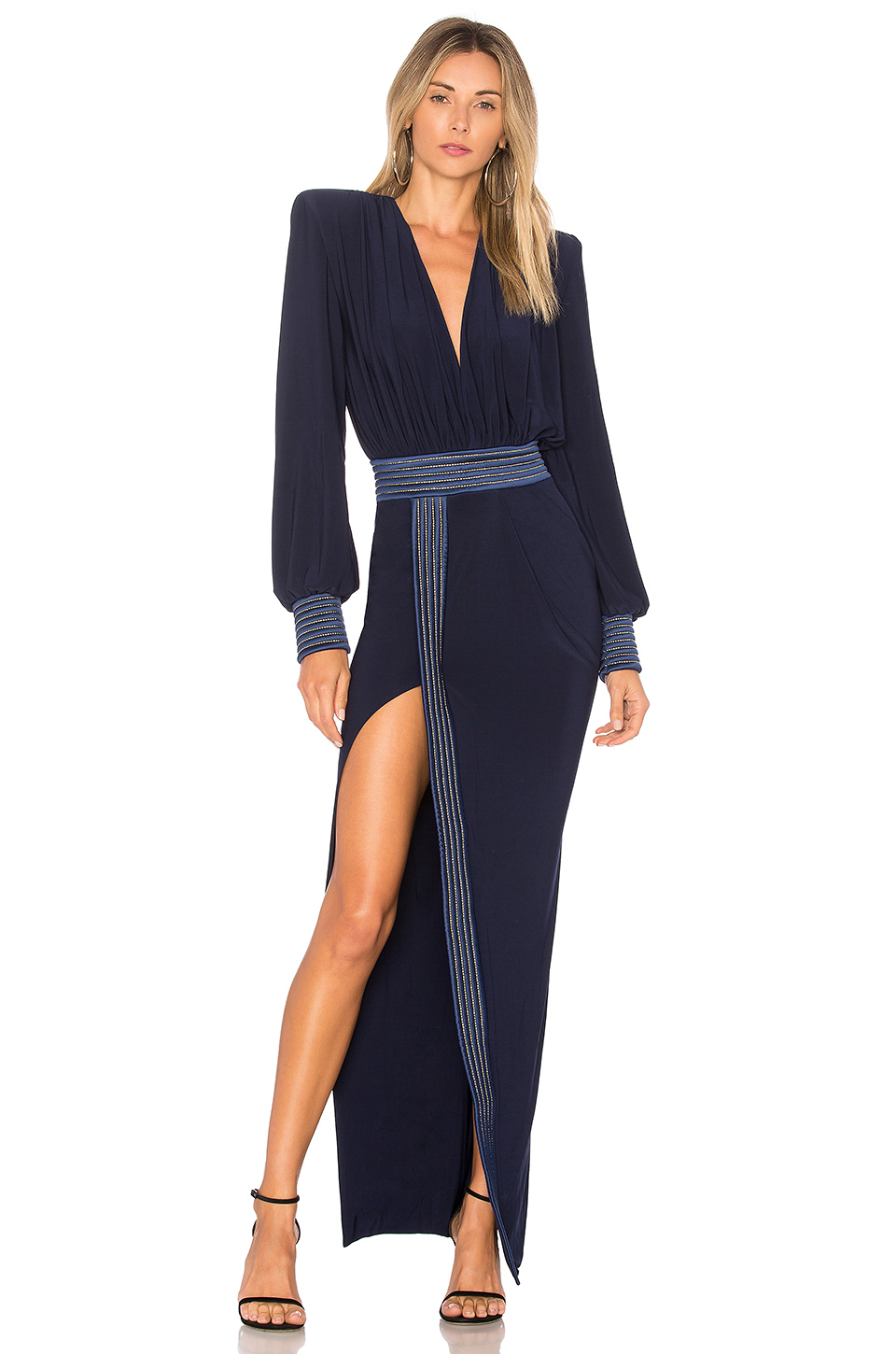 Zhivago Ready Gown in Navy
