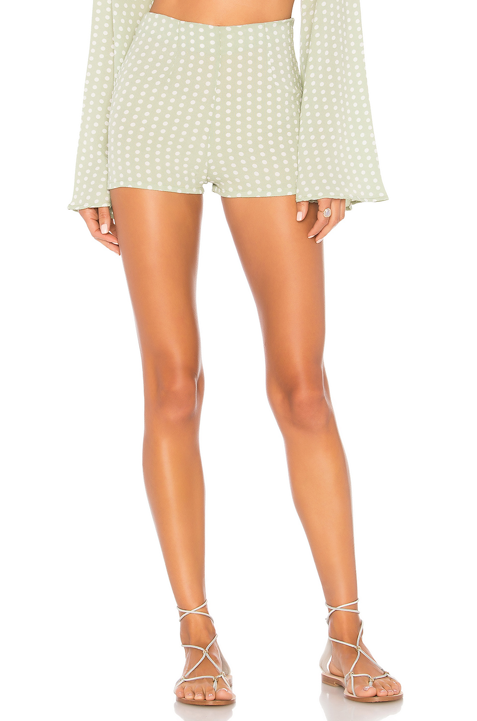 ELLEJAY Kylie Shorts in Polka Dot