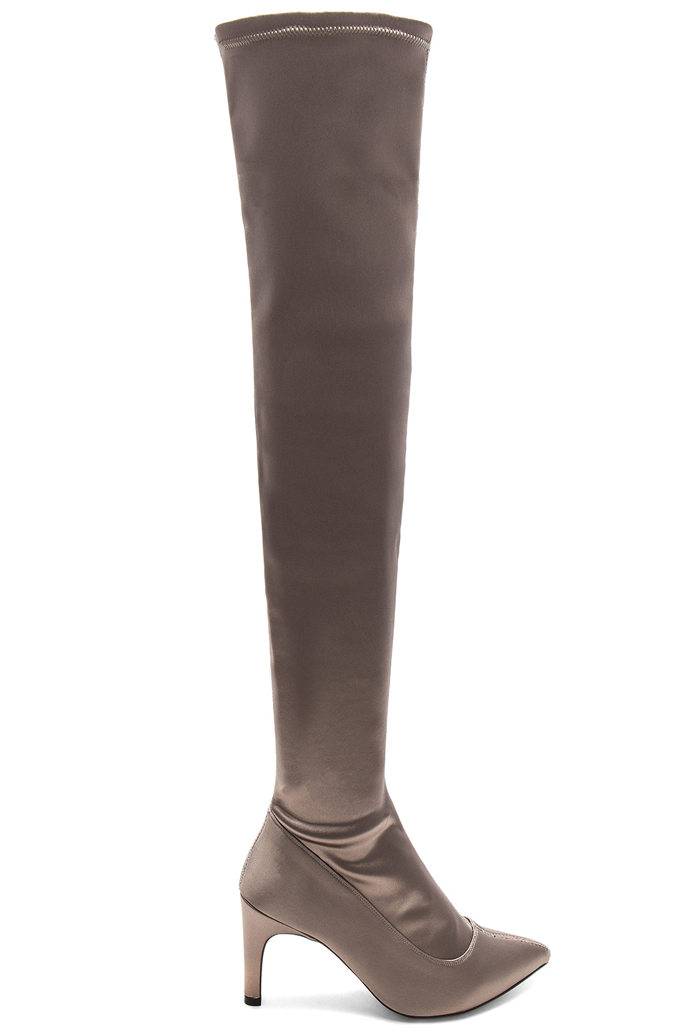 Free People Paris Over The Knee Boot in Grey