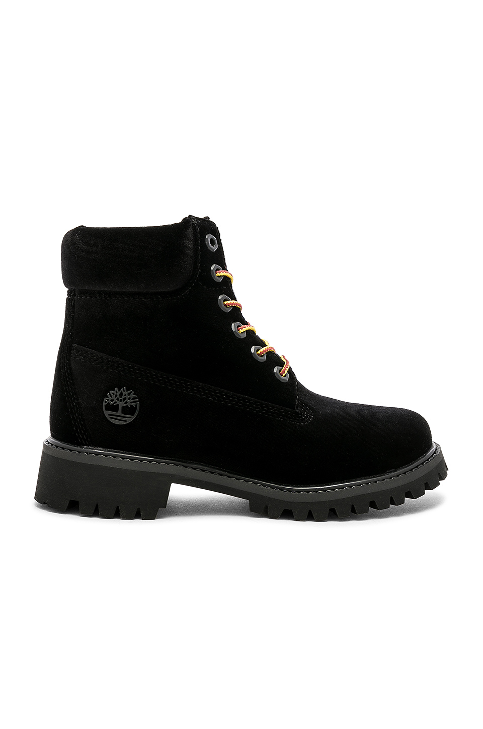 OFF-WHITE Timberland Boot in Black
