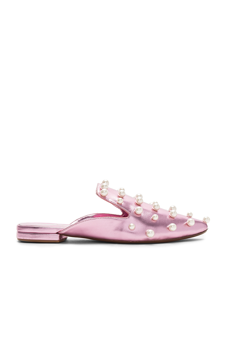 RAYE Pearl Slide in Pink