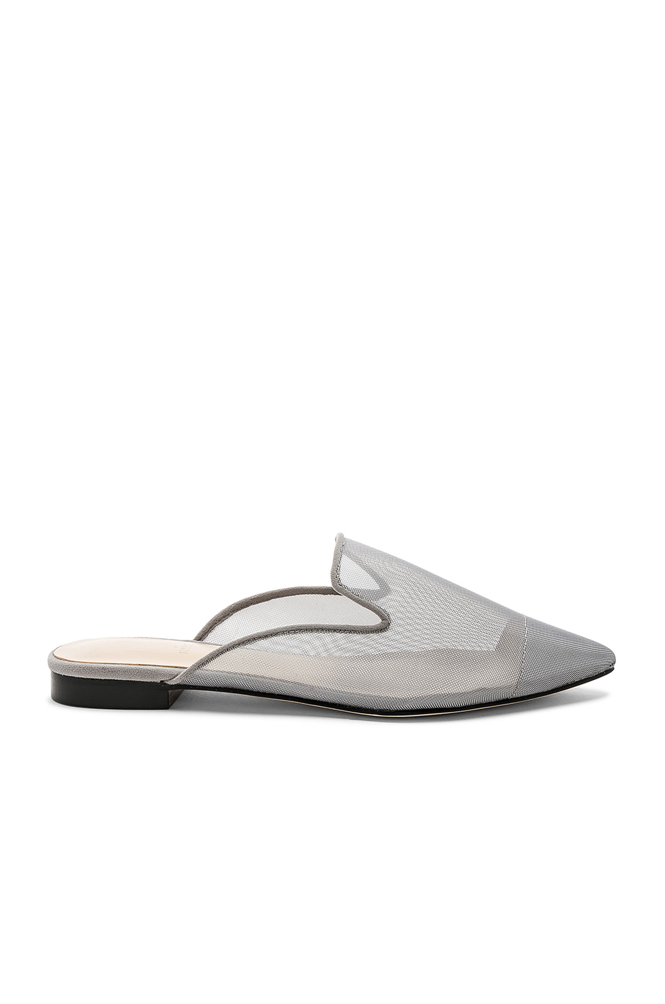RAYE x House Of Harlow 1960 Quinn Flat in Grey