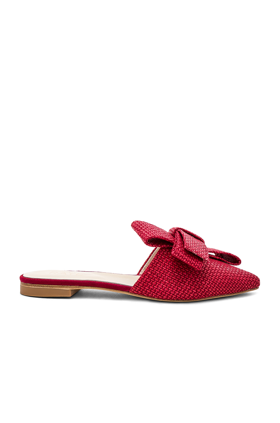 RAYE Vicky Flat in Red