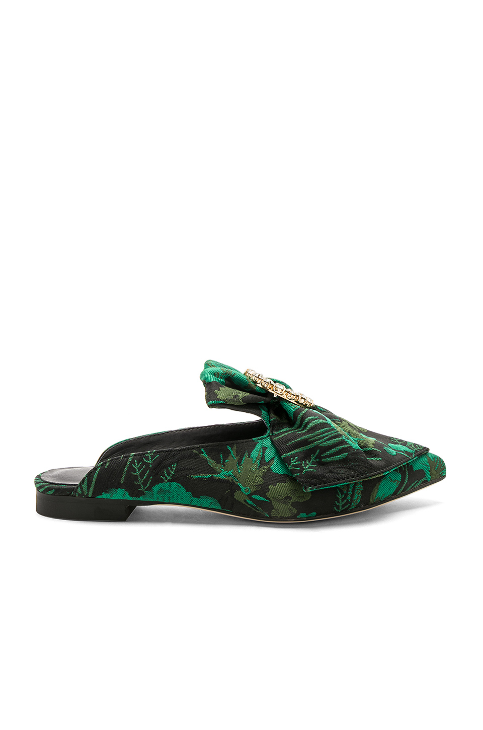 RAYE Isley Slide in Green