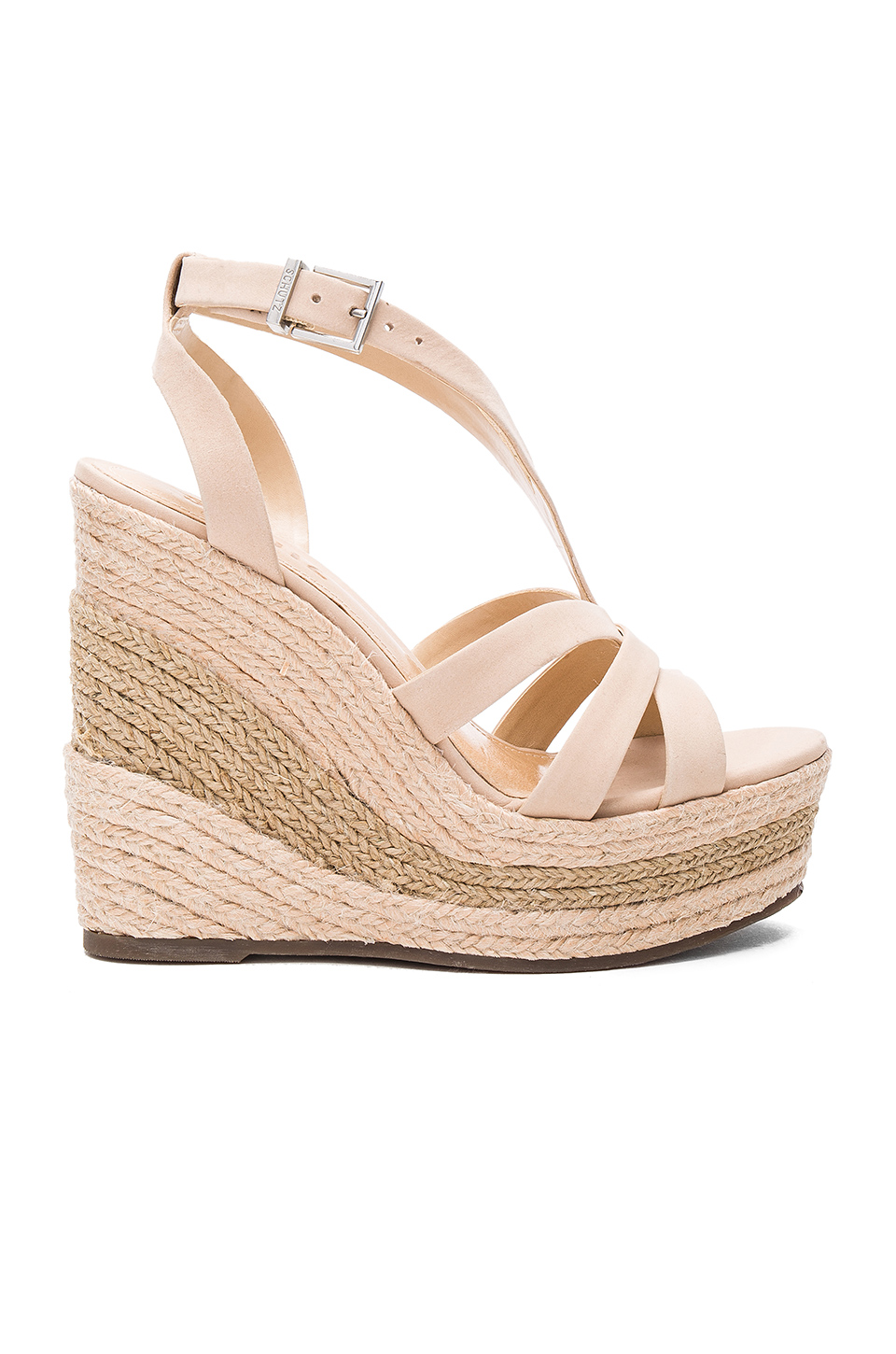 Schutz Daenerys Wedge in Tanini II