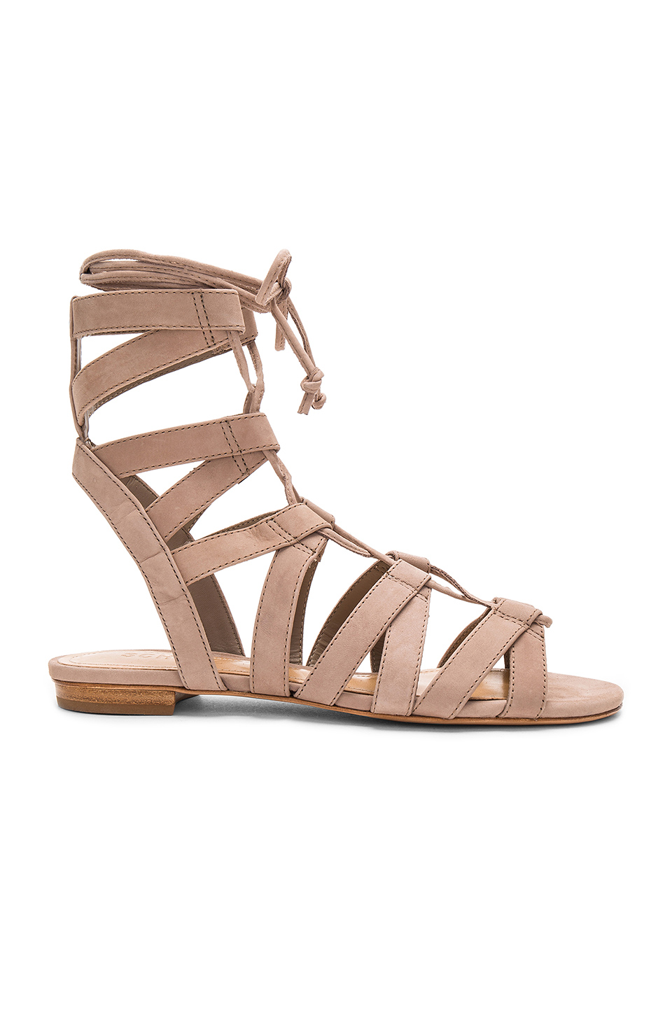 Schutz Berlina Sandal in Neutral