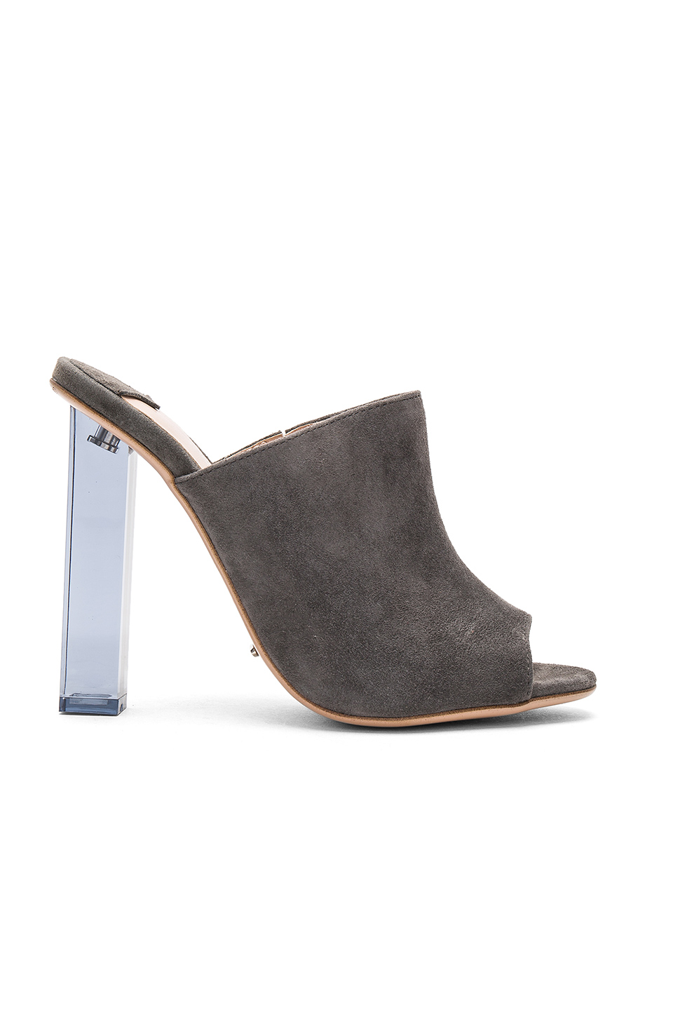 Tony Bianco Kitzy Mule in Wolf Suede