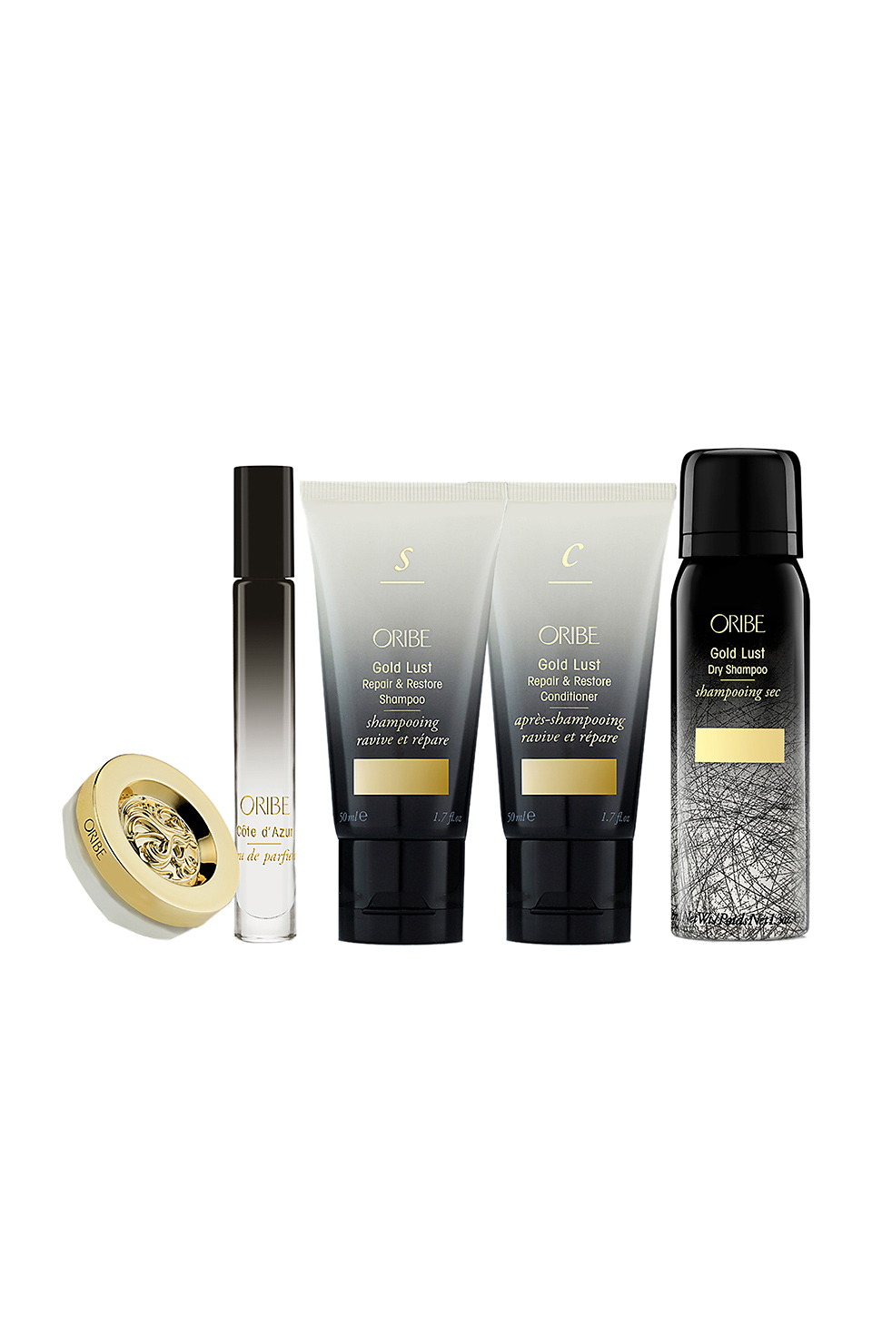 Oribe Travel Essentials Set in