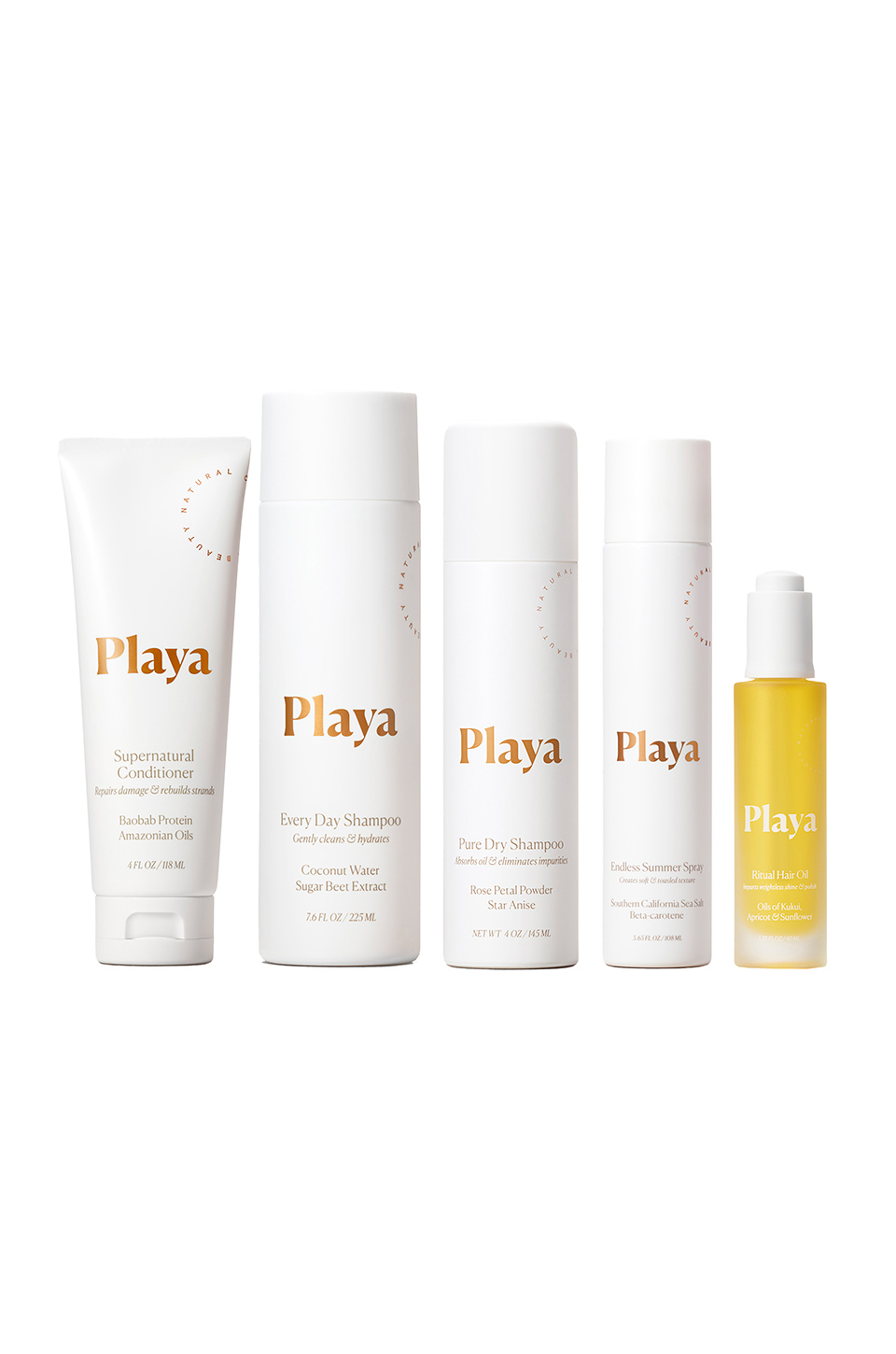 Playa Hair Essentials Set in