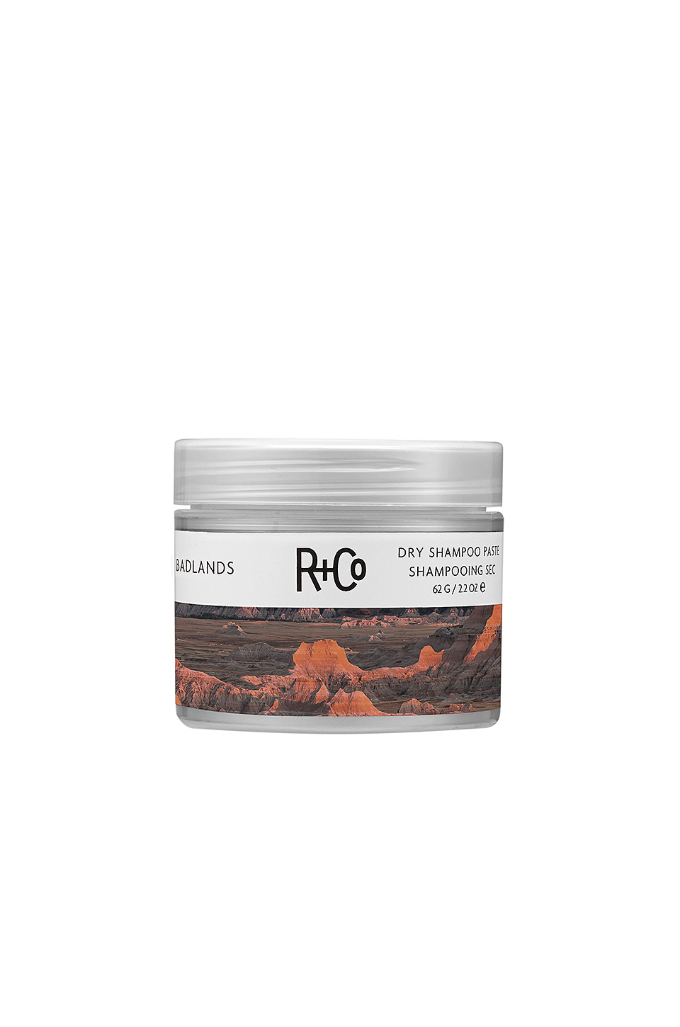 R+Co Badlands Dry Shampoo Paste in All