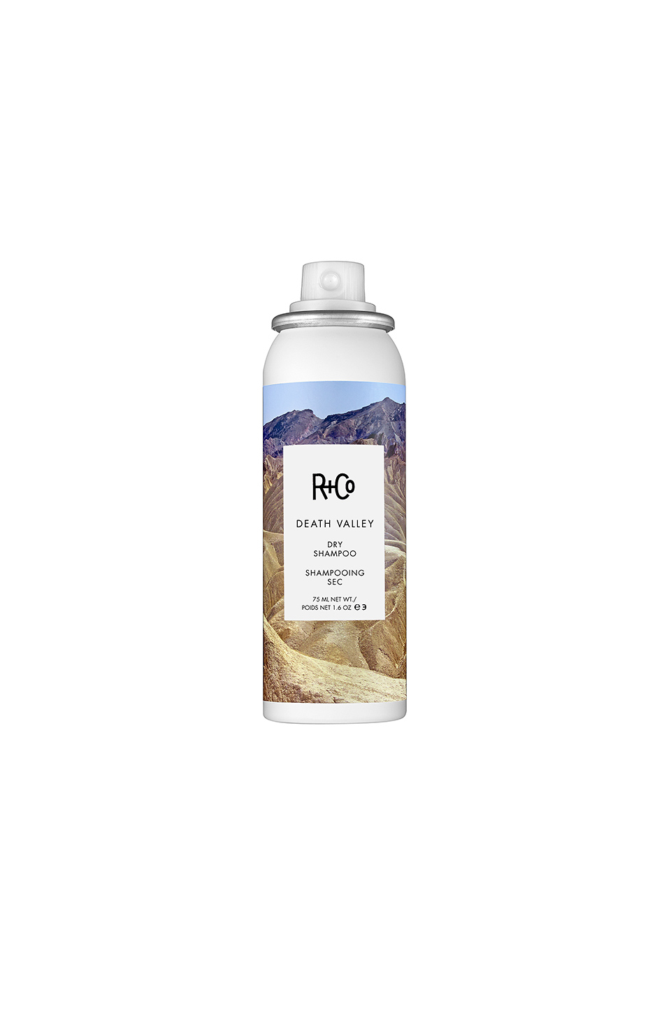 R+Co Travel Death Valley Dry Shampoo in