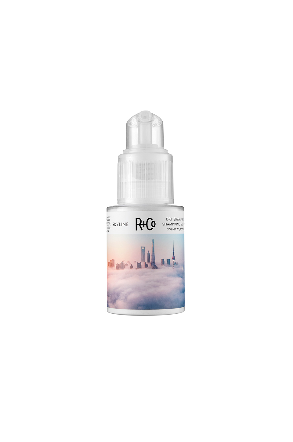 R+Co Skyline Dry Shampoo Powder in
