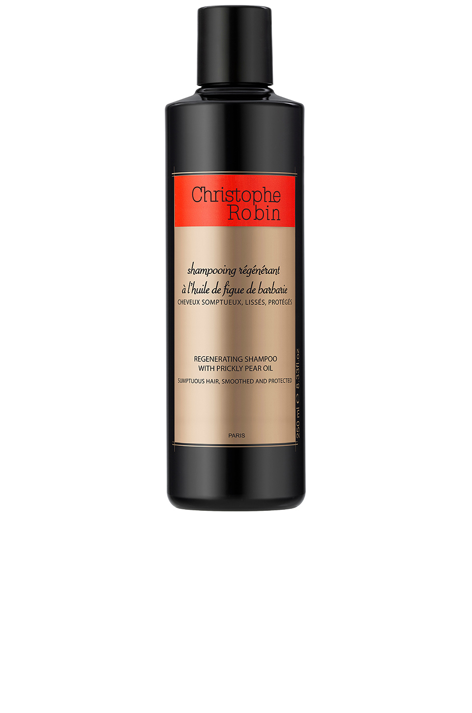 Christophe Robin Regenerating Shampoo with Prickly Pear Oil in