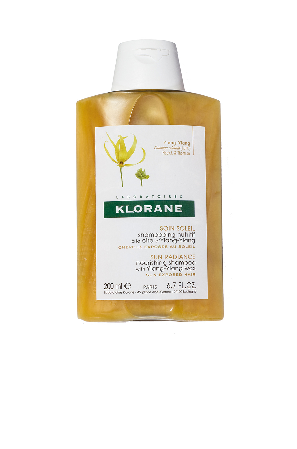 Klorane Nourishing Shampoo with Ylang-Ylang in