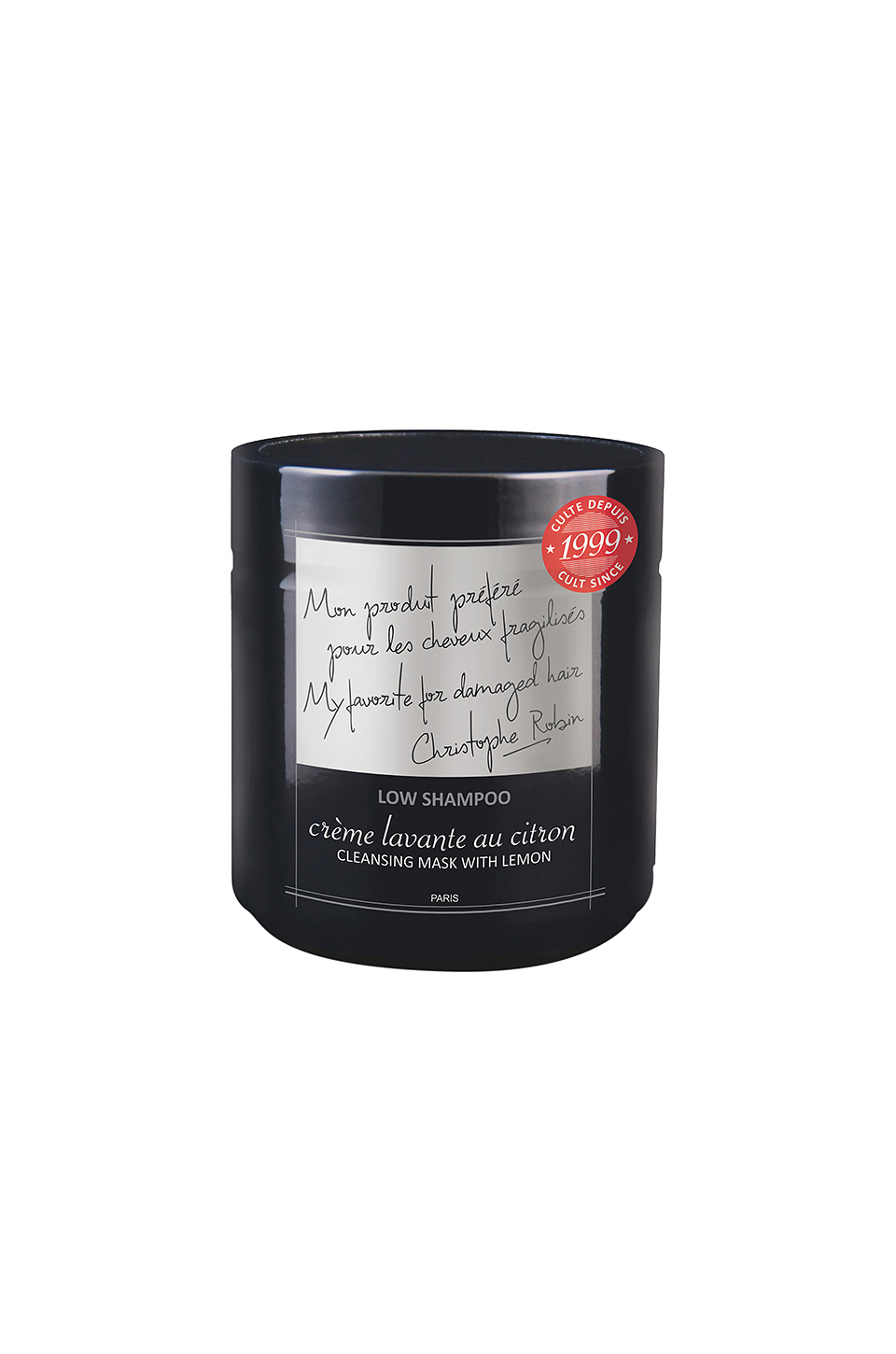 Christophe Robin Cleansing Mask with Lemon in