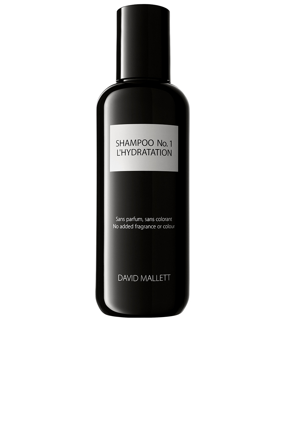 David Mallett Shampoo No. 1 in