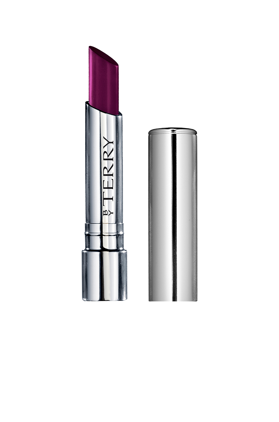 By Terry Hyaluronic Sheer Rouge Hydra-Balm Lipstick in Plum Plump Girl