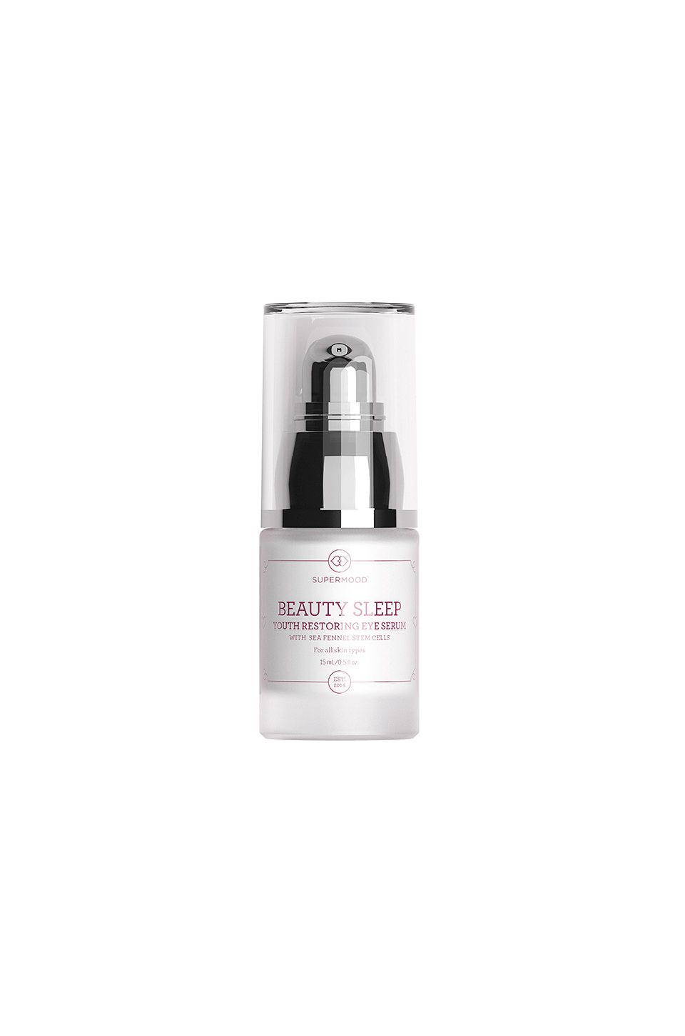 SUPERMOOD Beauty Sleep Youth Restoring Eye Serum in
