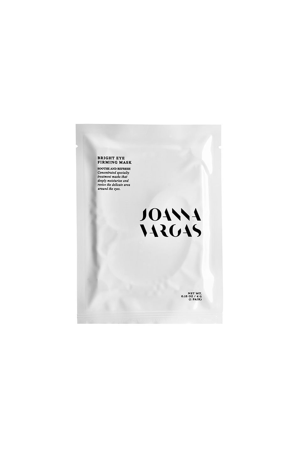 Joanna Vargas Bright Eye Firming Mask in