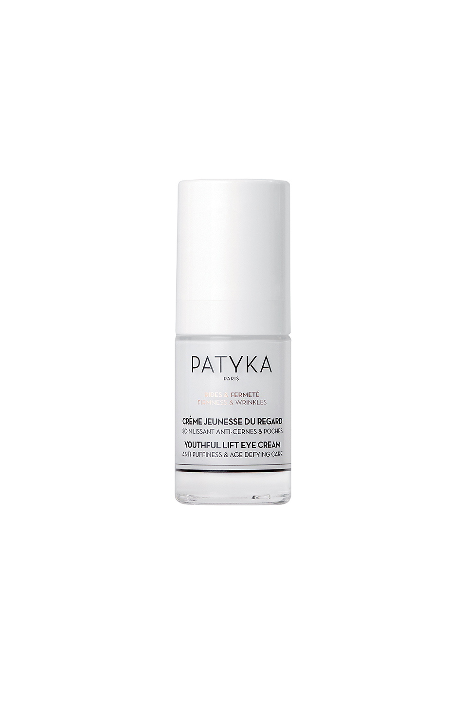 Patyka Youthful Lift Eye Cream in
