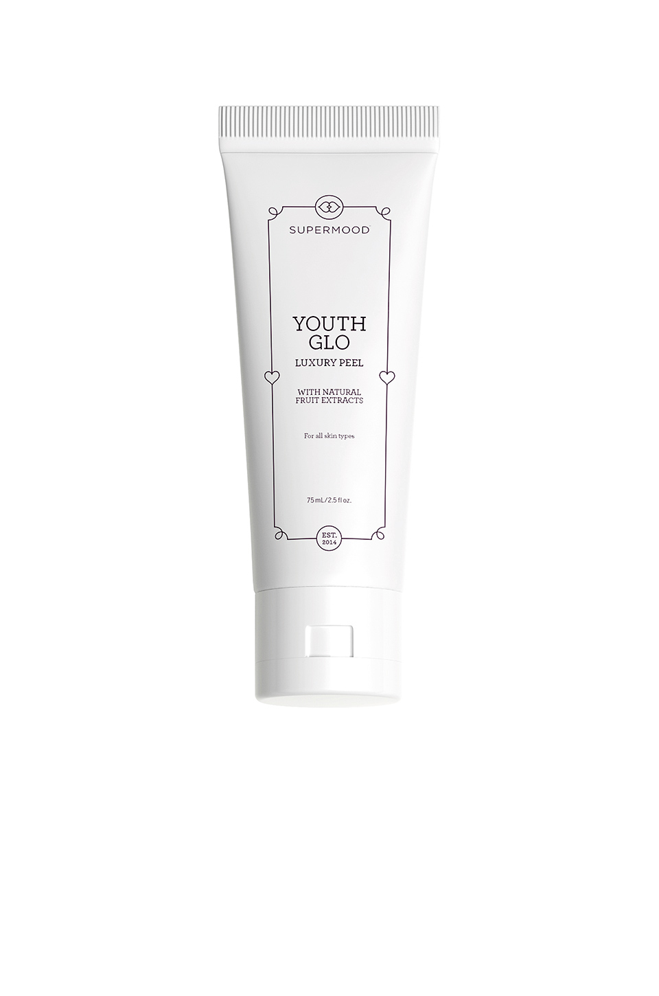 SUPERMOOD Youth Glo The Luxury Peel in