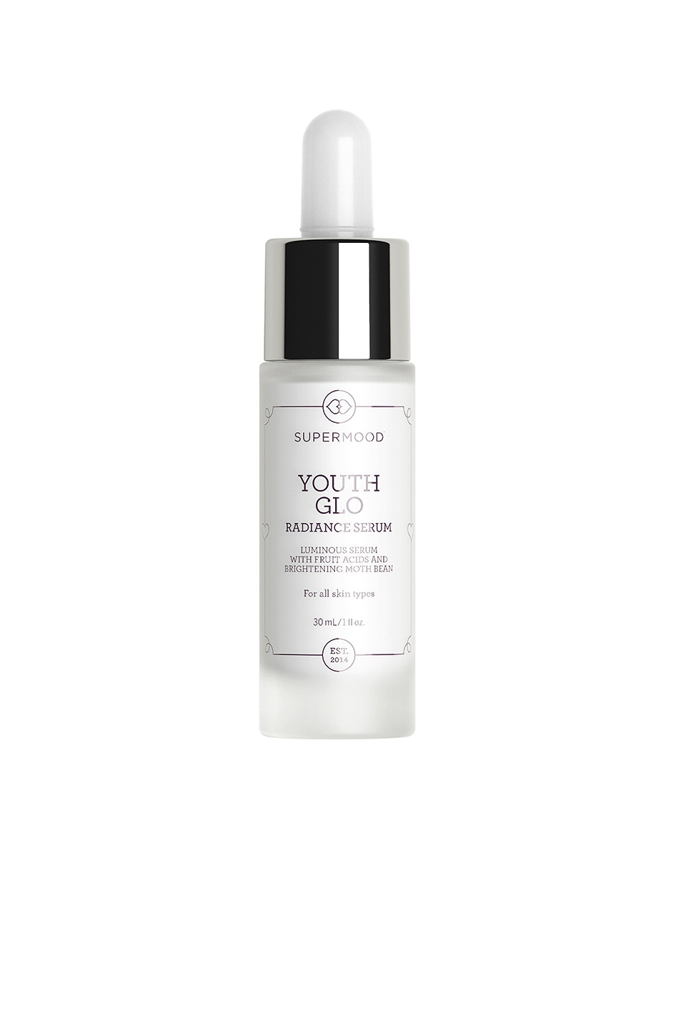 SUPERMOOD Youth Glo Radiance Serum in