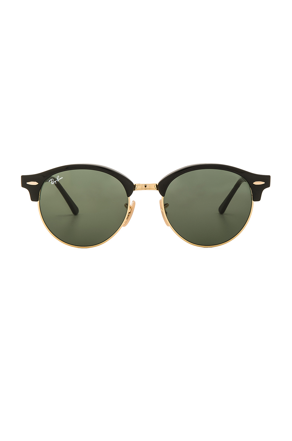 Ray-Ban Clubround in Black