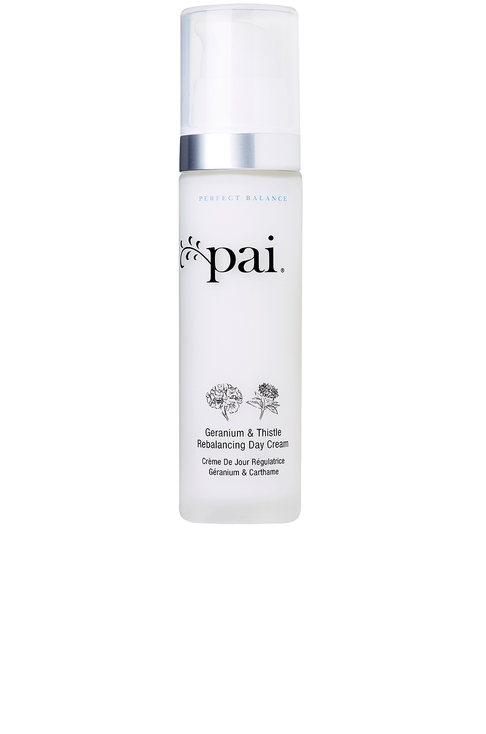 Pai Skincare Geranium and Thistle Rebalancing Day Cream in