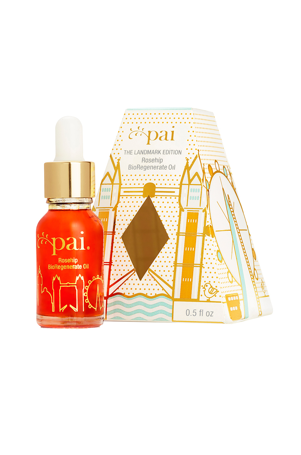 Pai Skincare Rosehip Oil Landmark Edition in