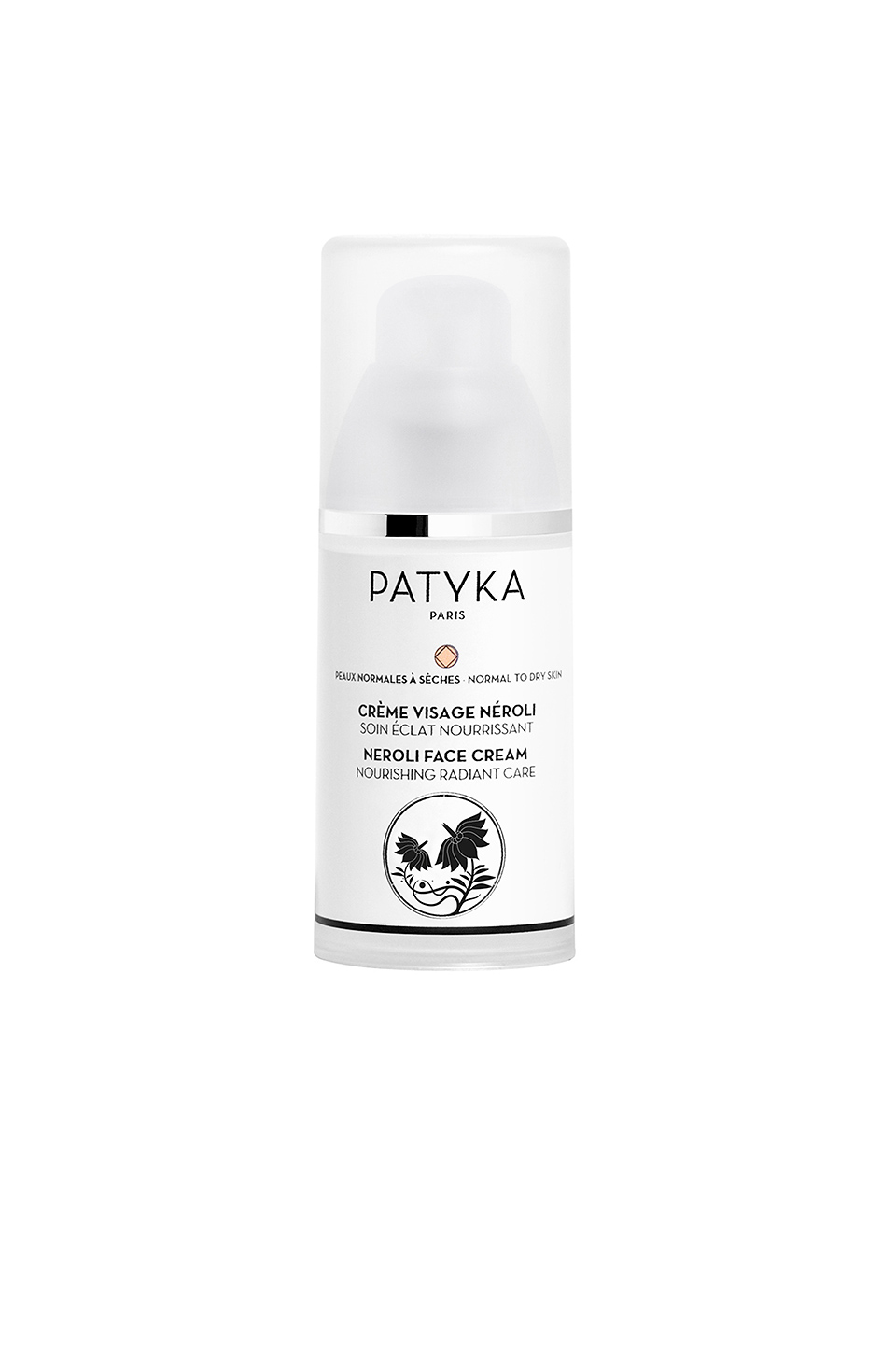 Patyka Neroli Face Cream in Neroli