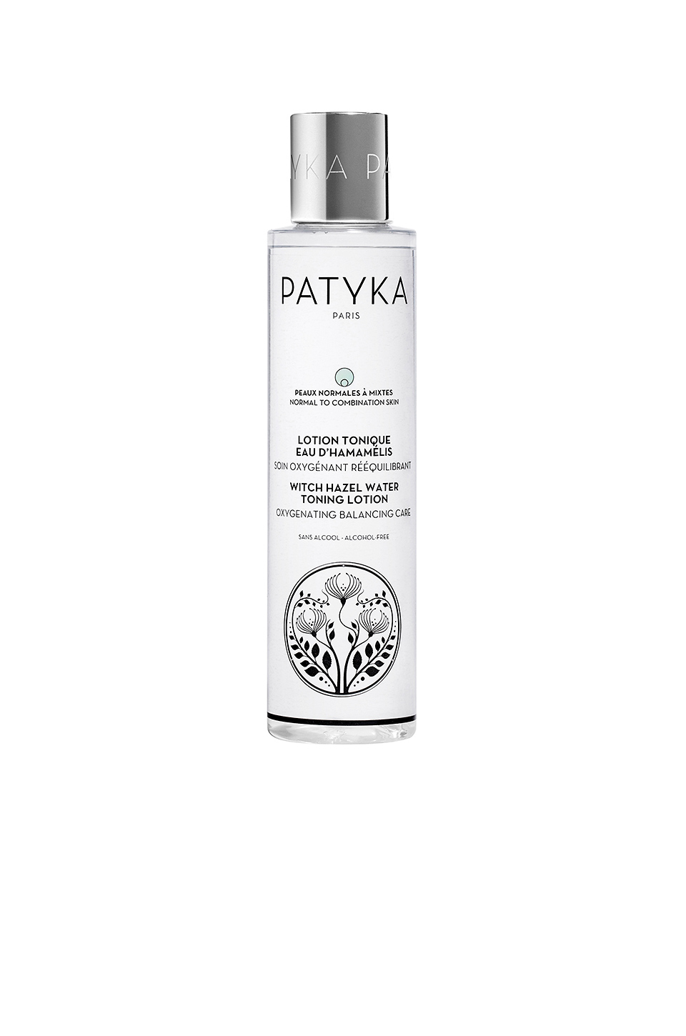 Patyka Witch Hazel Floral Water Toning Lotion in