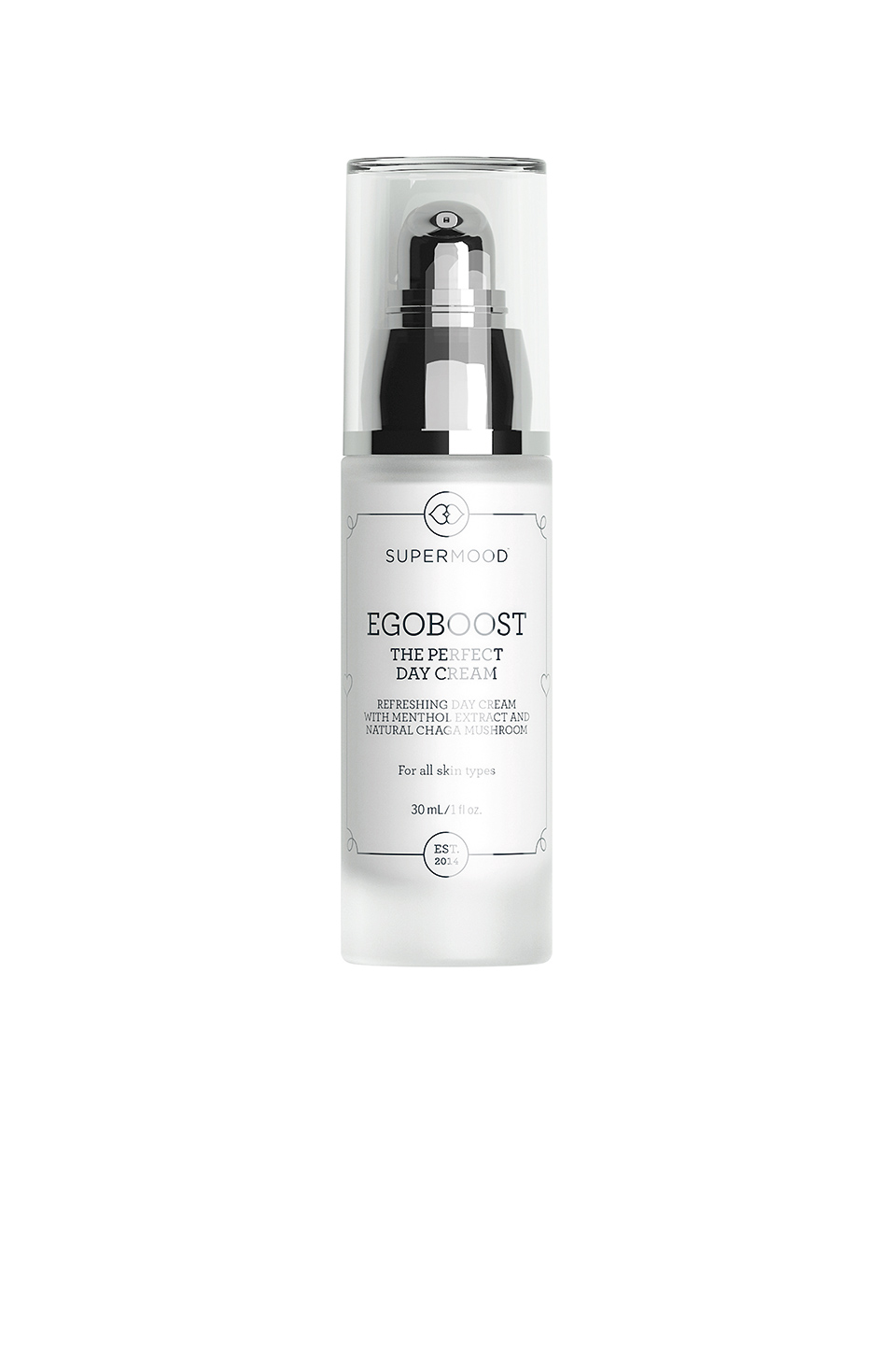 SUPERMOOD Egoboost The Perfect Day Cream in