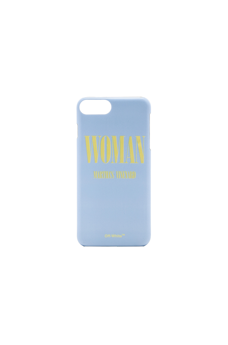 OFF-WHITE Martha's Vineyard iPhone 7/8 Plus Cover in Light Blue
