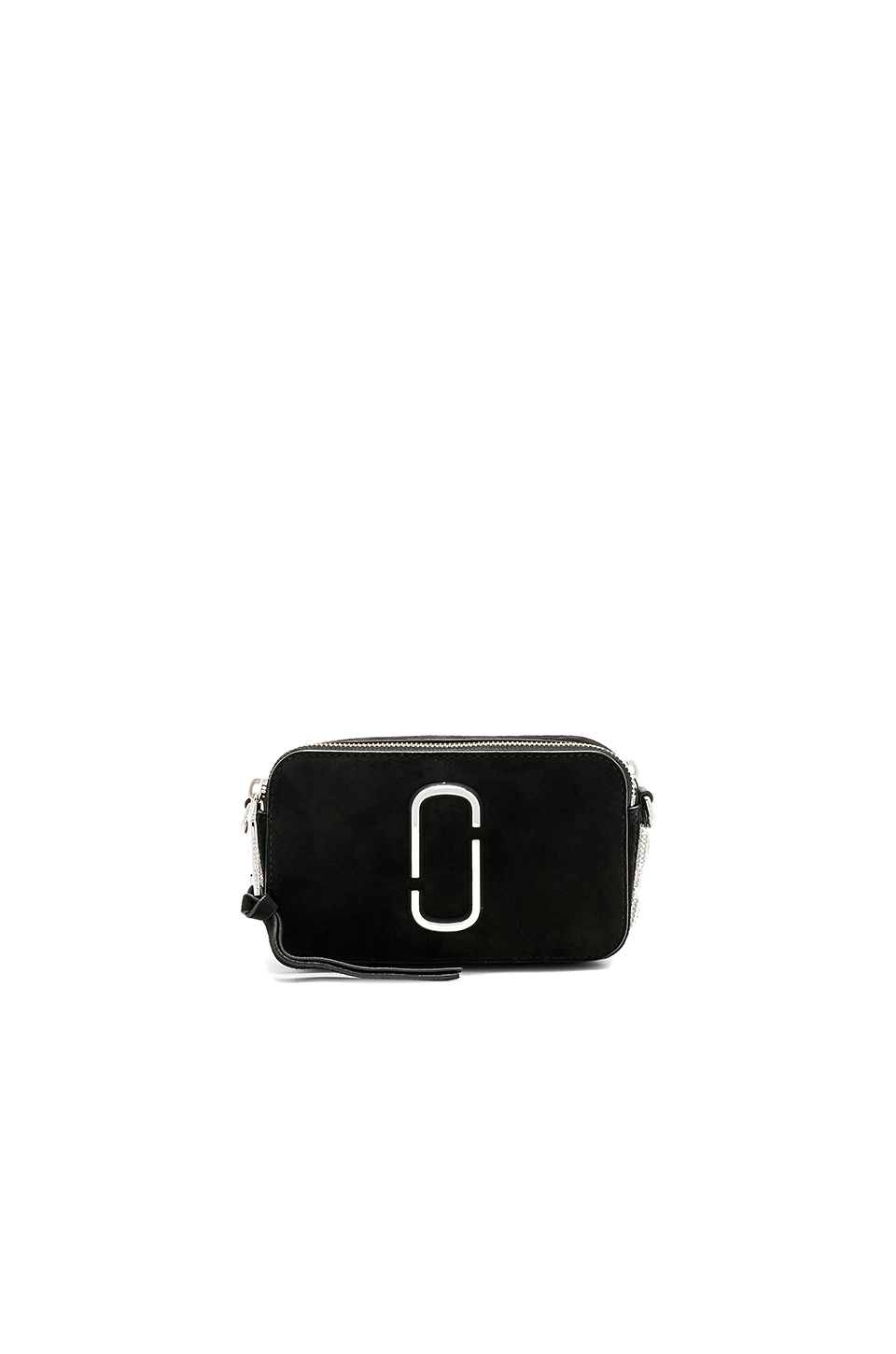 Marc Jacobs Snapshot Pave Chain Camera Bag in Black