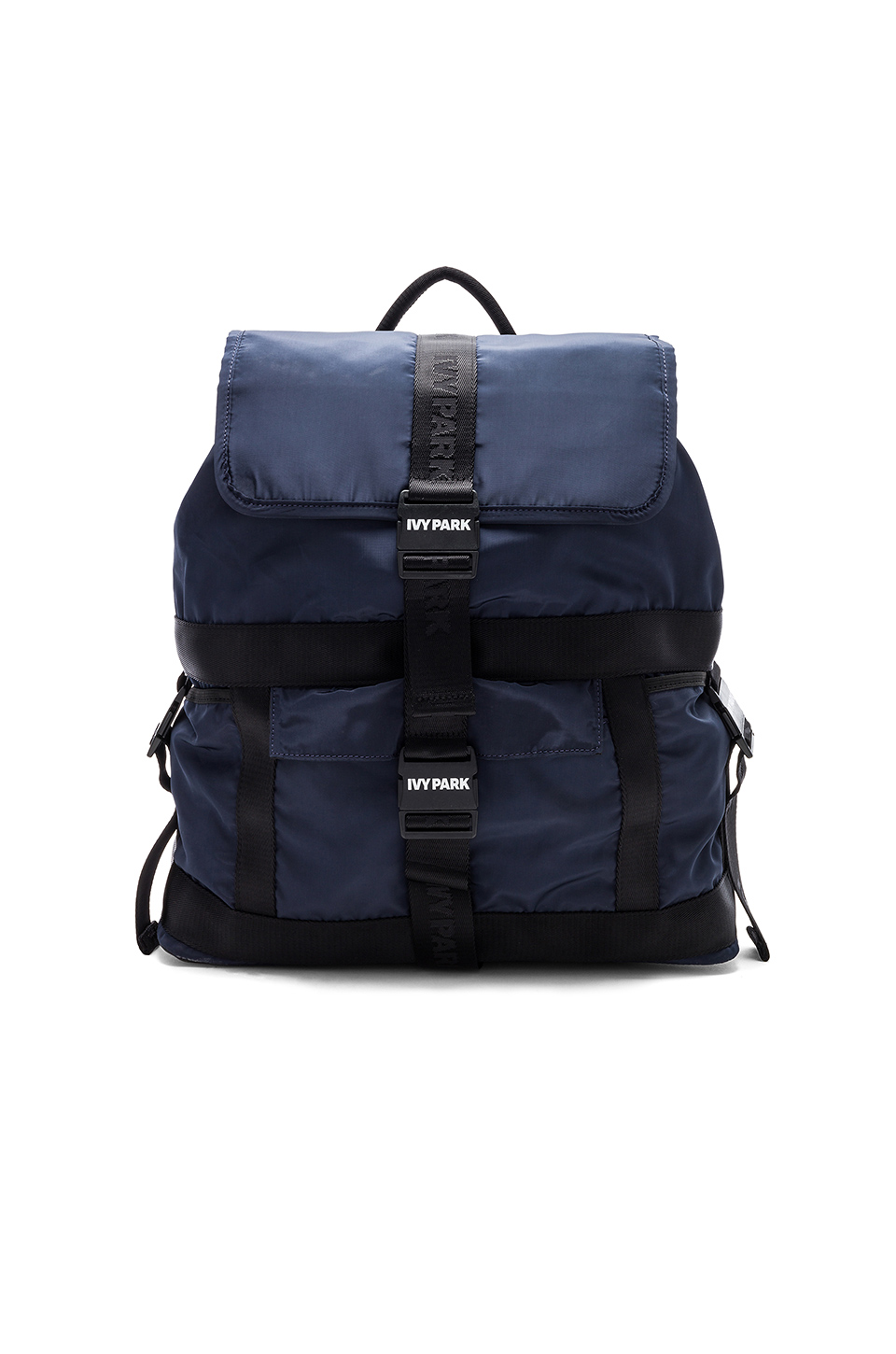 IVY PARK Parachute Back Pack in Ink