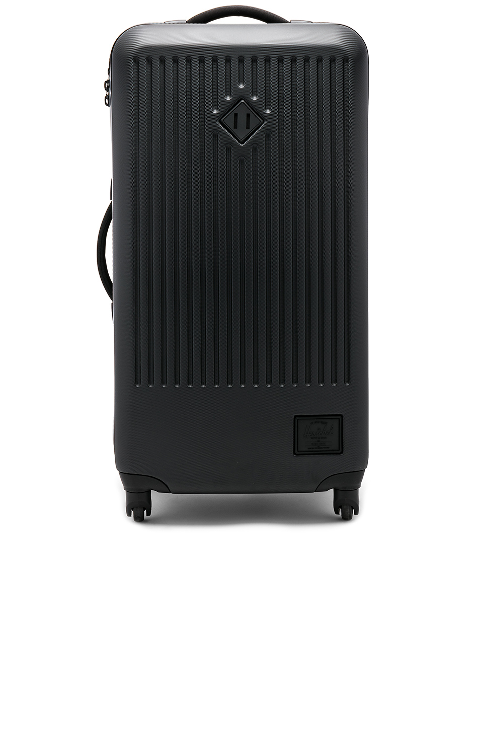 Herschel Supply Co. Trade Large Suitcase in Black