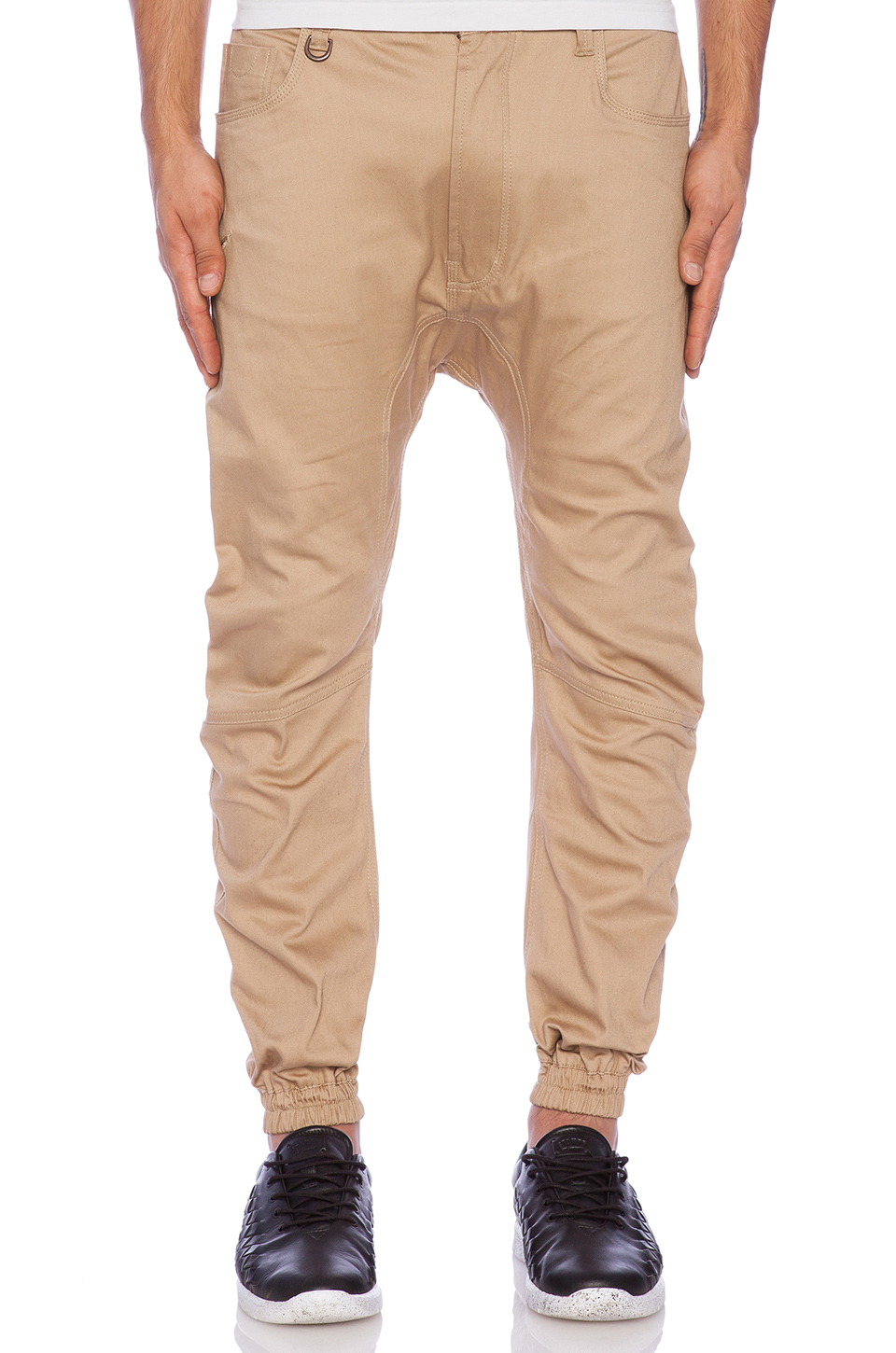 Publish Kelson Jogger in Tan