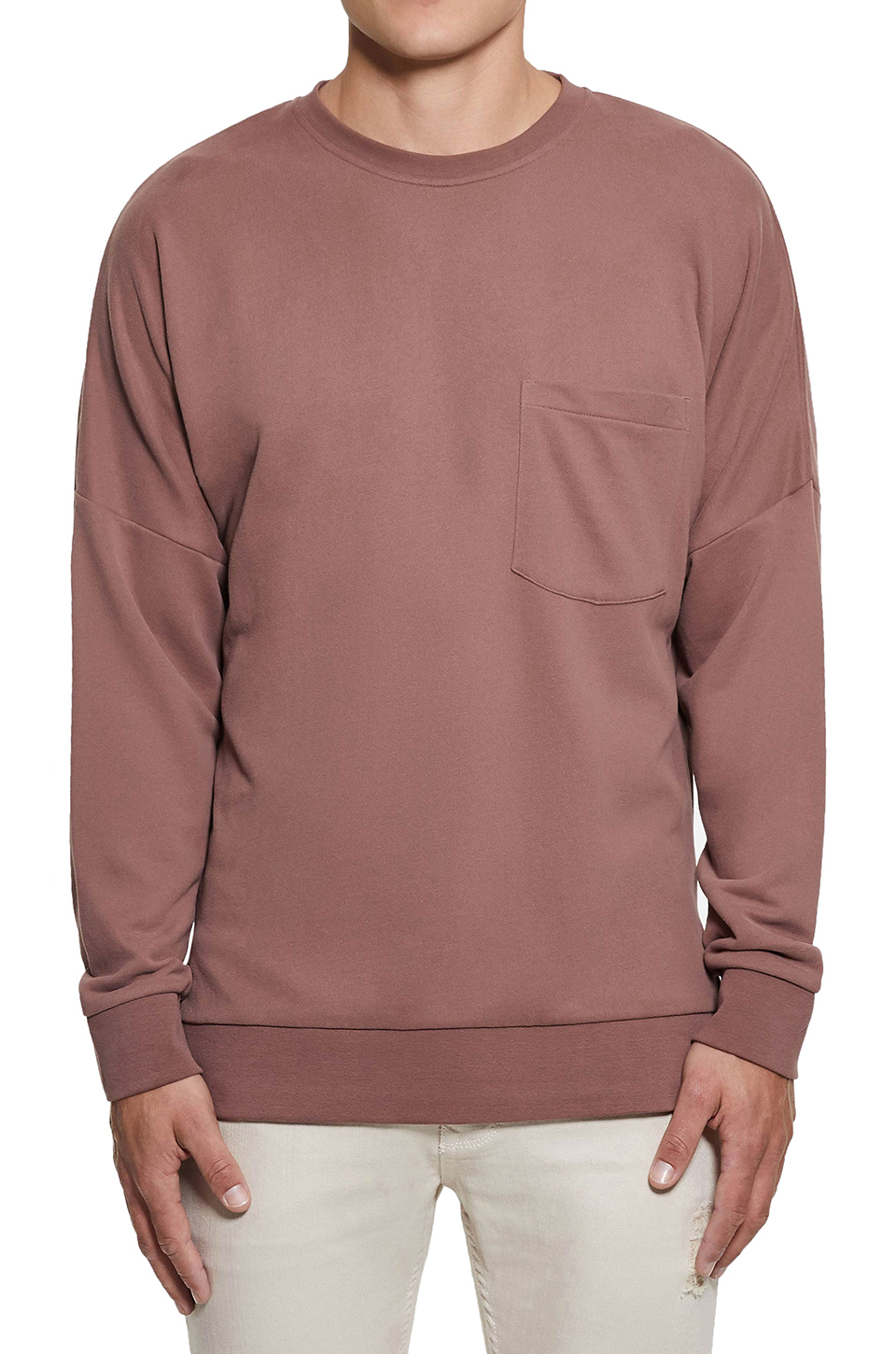 Five Four Wilson Sweater in Mauve
