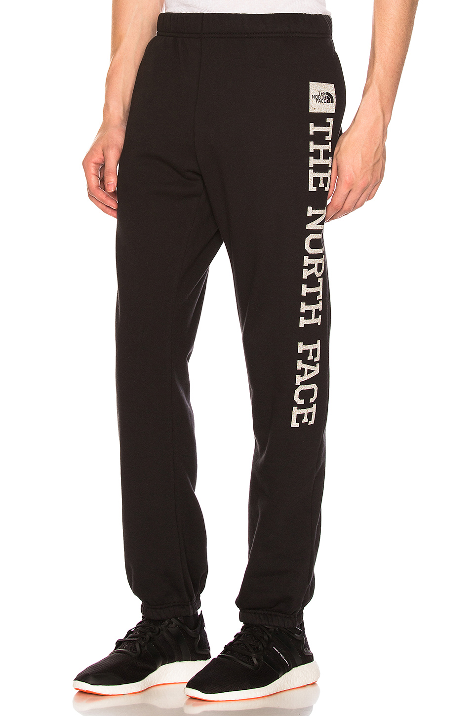 The North Face Reflective Never Stop Pant in TNF Black