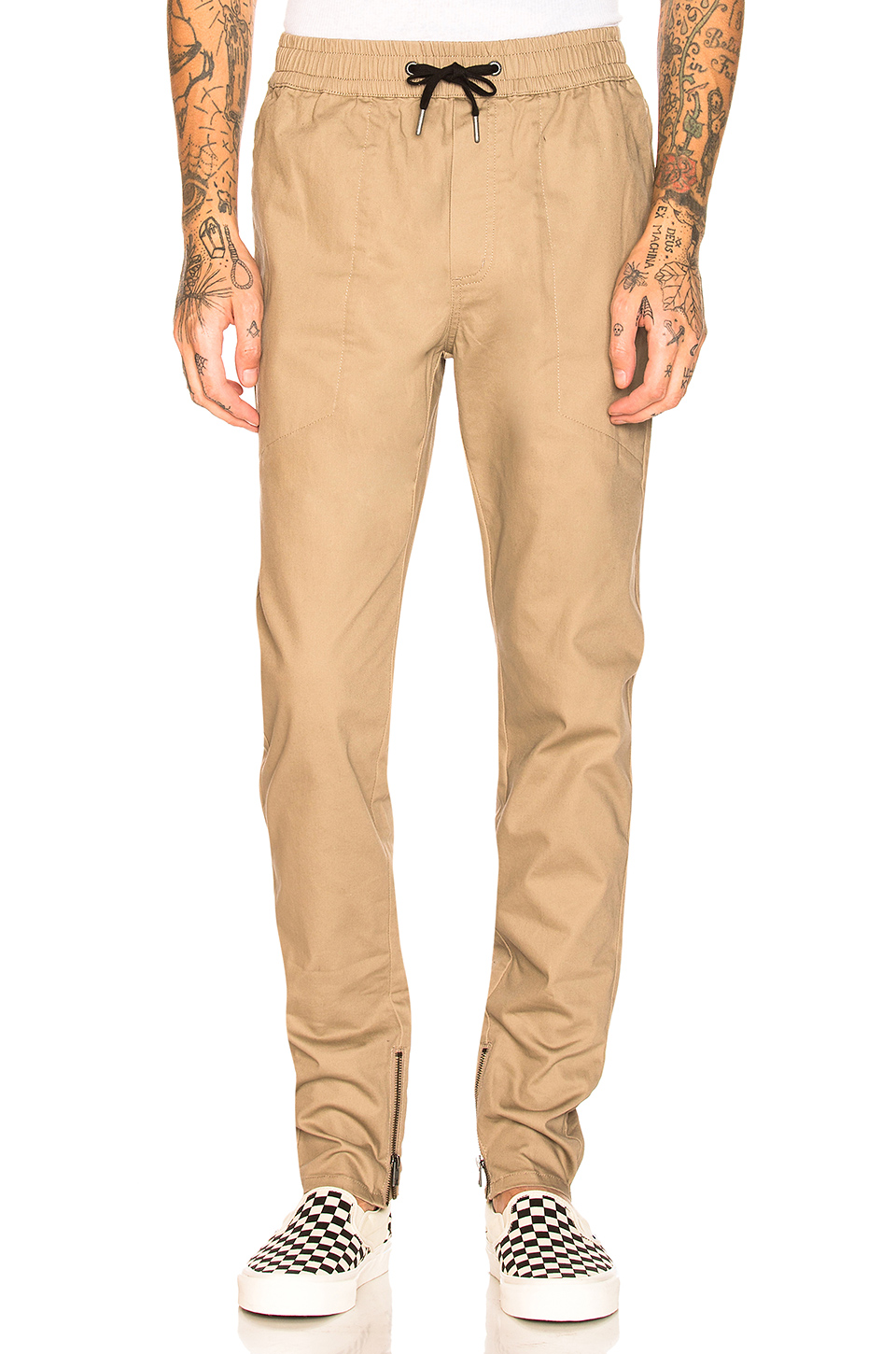 Zanerobe Unblockshot Chino in Sand
