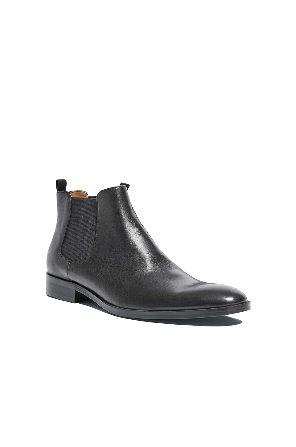 New Republic by Mark McNairy Trevor Chelsea Boot in Black