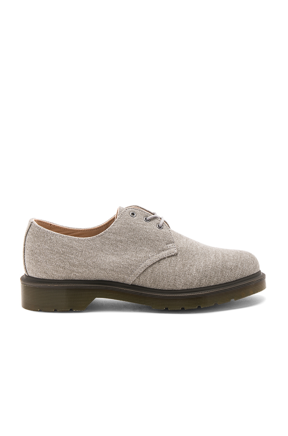 Dr. Martens Lester 3 Eye in Mid Grey