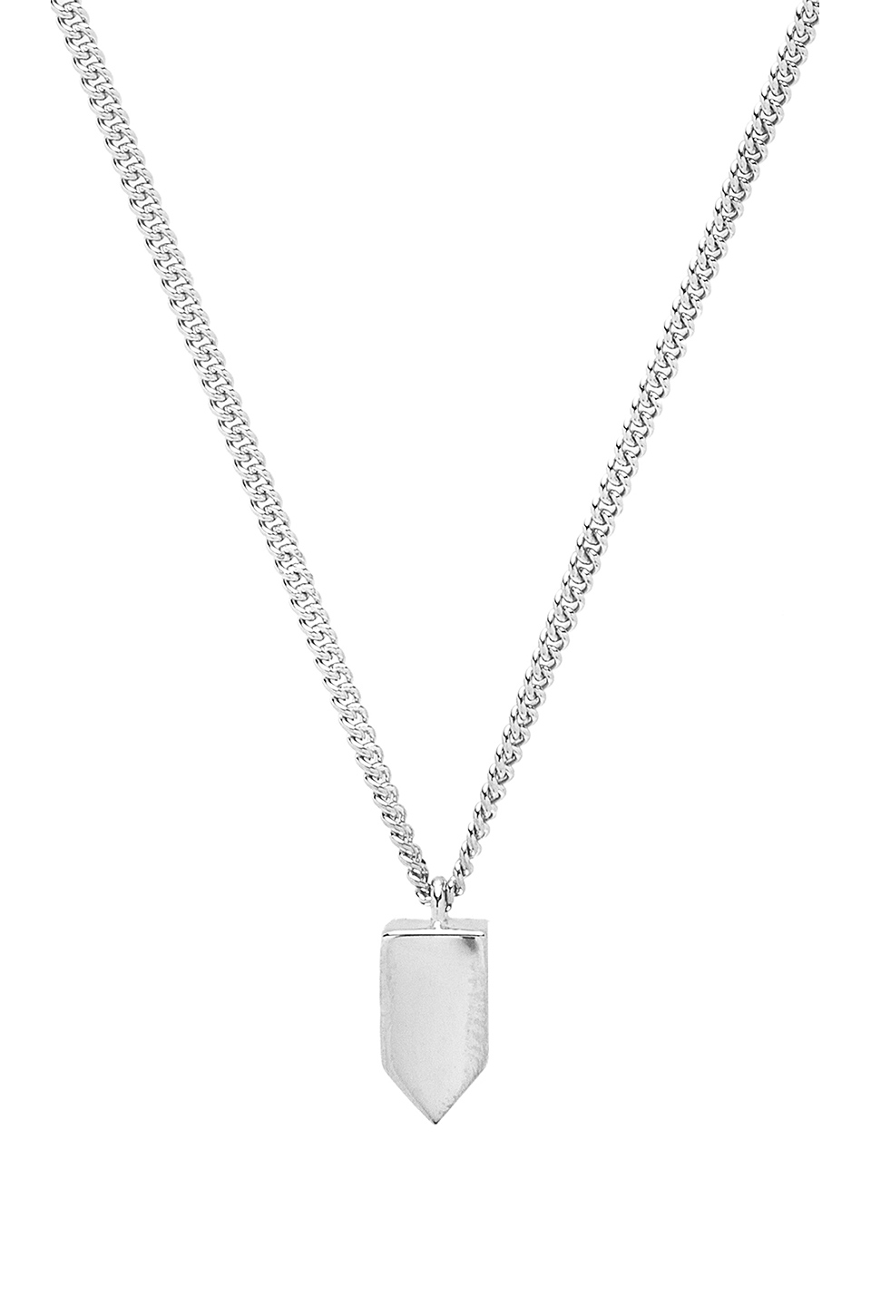 A.P.C. Collier Rob in Argent