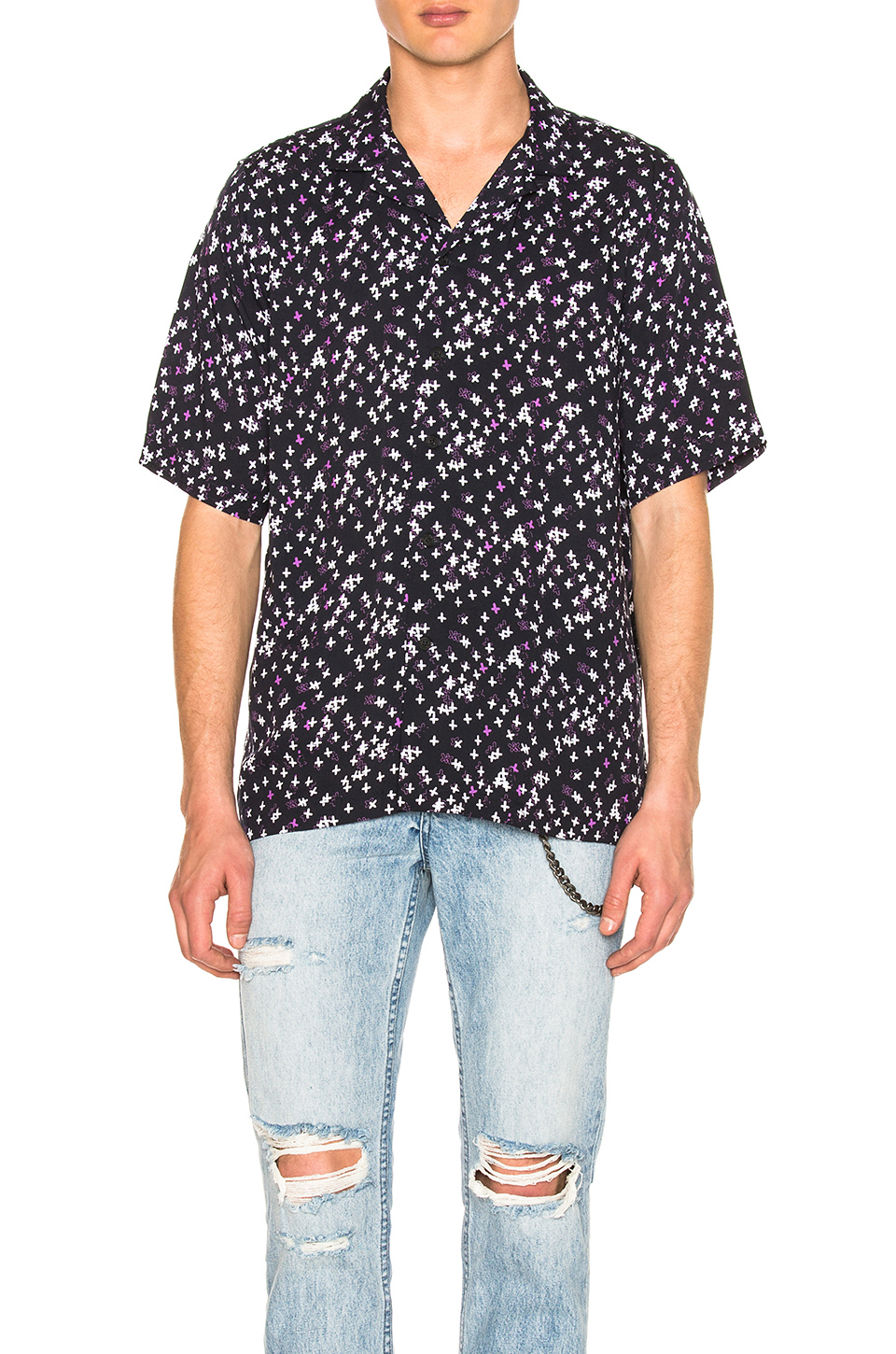 Ksubi Bright TBones Shirt in Assorted